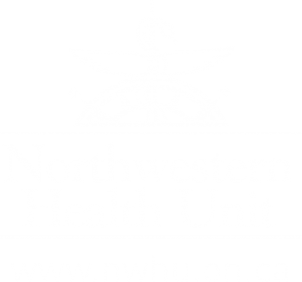 This is an image of the Northwestern Health Unit's logo.